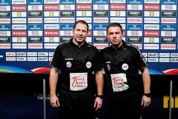 """Судиите """"најдобри играчи"""" на ракометното финале: Македонци, секоја чест!"""