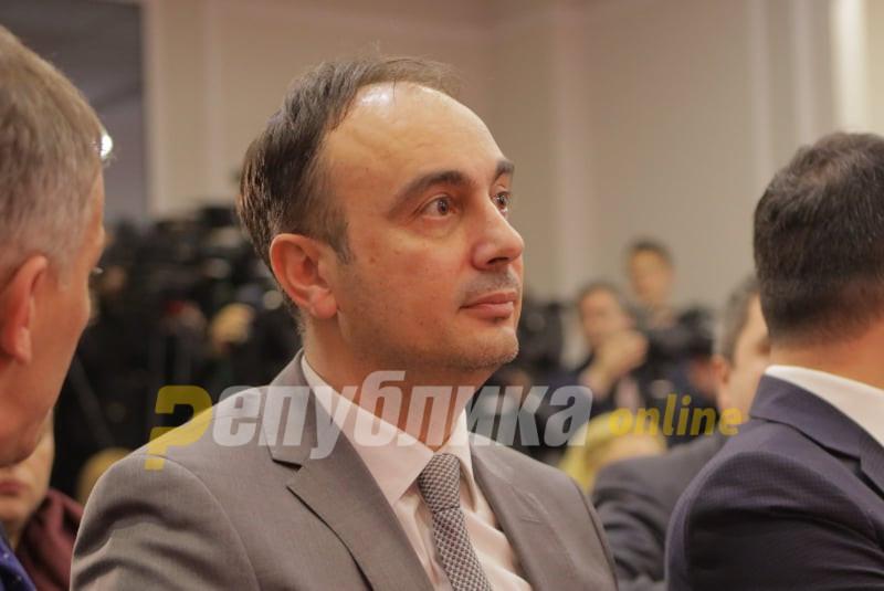 Чулев: И во иднина лично ќе застанувам во заштита на правата на жените во полицијата