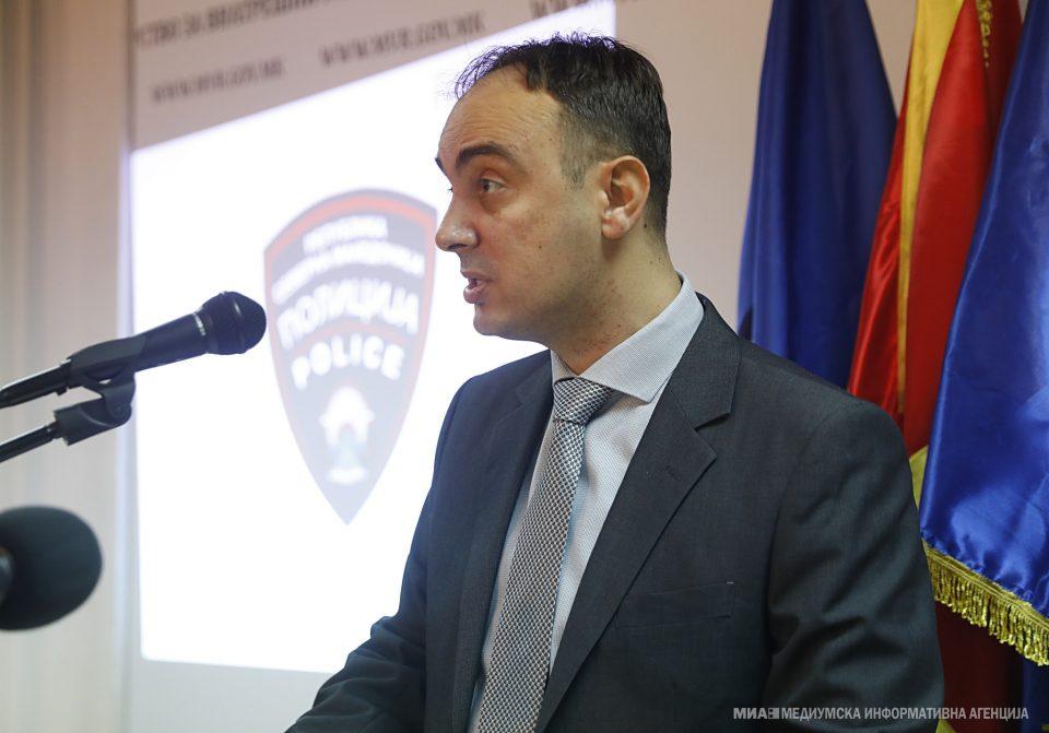 Чулев: Четири милиони евра минатата година се одлеале од касата на МВР