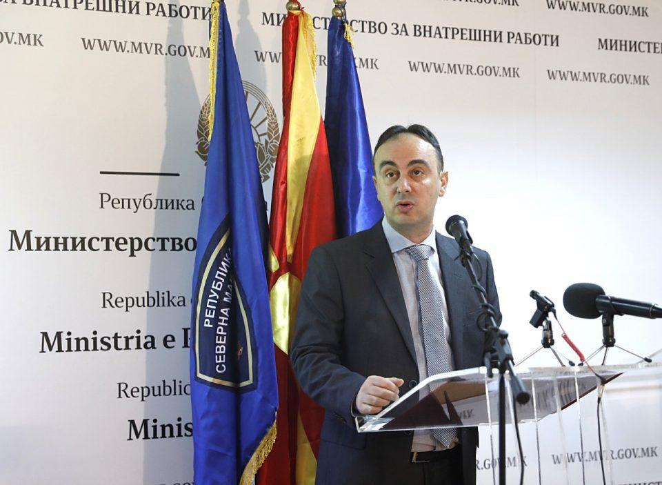 Наќе Чулев: За 62 отсто зголемен бројот на тужби од вработени кон МВР по доаѓањето на Спасовски