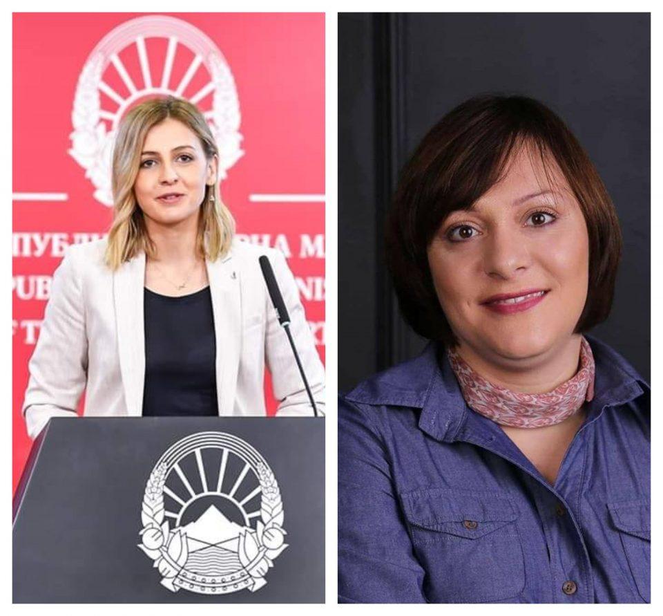 Димитриеска-Кочоска: Министерката да одговори колку ја чинат државата вработувањата по објавата за избори