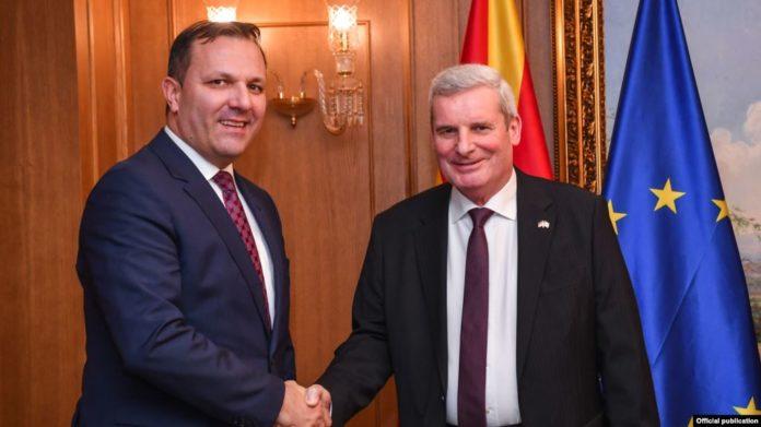 Германија поддржува скорешно започнување на пристапните преговори за Македонија