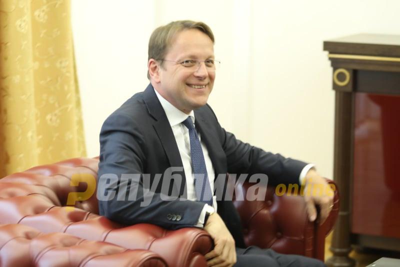 Ветото од Бугарија една од темите: Вархеји во посета на Софија