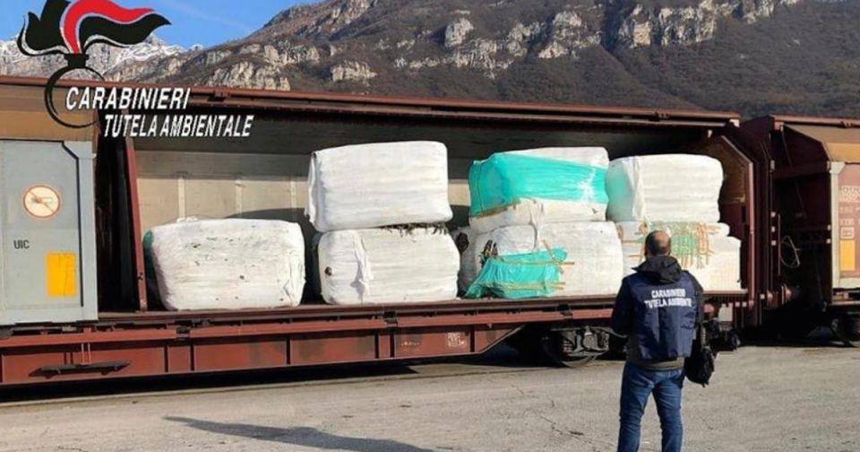 Бугарското обвинителство соопшти дека нема токсичен отпад во италијанските контејнери во Варна, истрагата продолжува