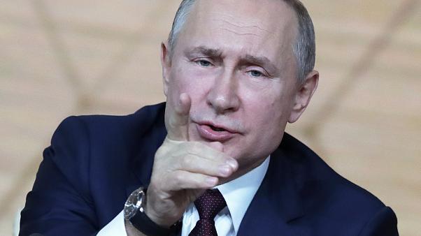 Путин предложи разрешување на јавниот обвинител и именува нов