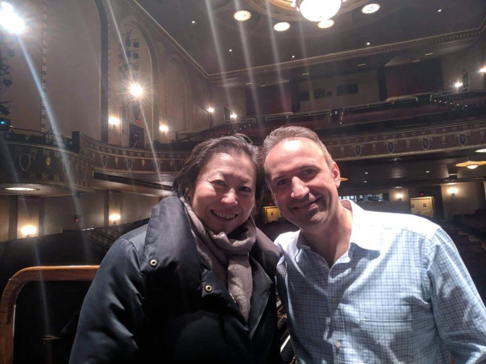Симон Трпчески настапи со Њу Џерси Симфони и прославената диригентка Шиjан Жанг