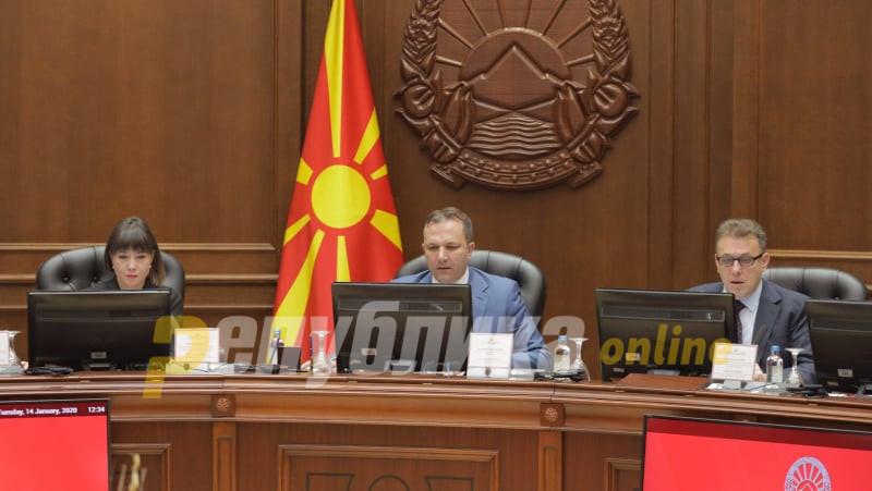 Спасовски се пофали дека ја зголемиле минималната плата