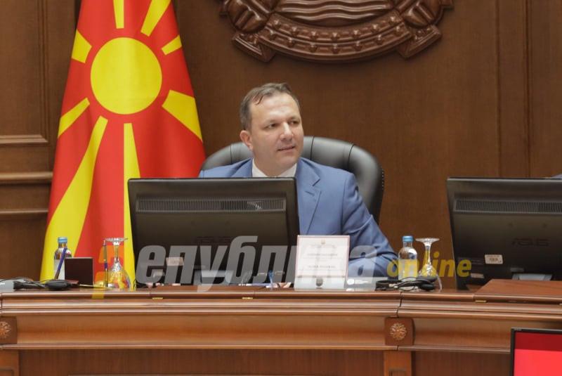 Спасовски: Најважно е да ги почитуваме мерките за да го сочуваме здравјето на секој поединец и на заедницата