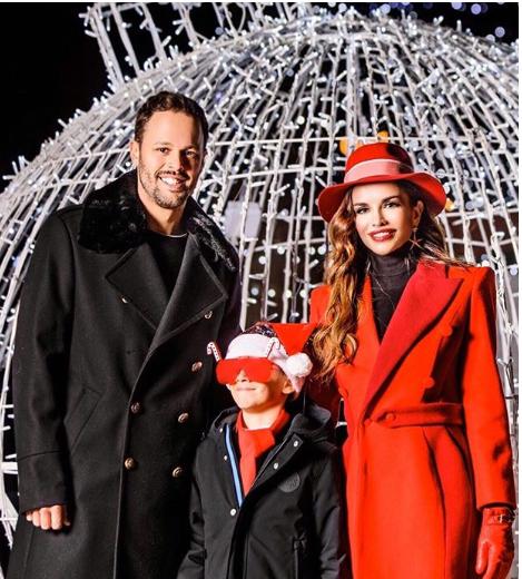 Не носи товар, понеси ги само можностите: Северина Новата година ја дочека со синот