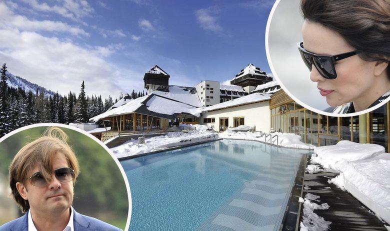Фатен на дело: Милан Поповиќ и судијката што ѝ го одзеде старателството на Северина, заедно на скијање