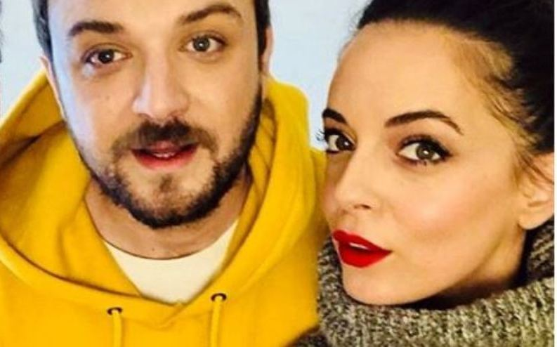 Слаткар ќе стане татко, Сања Николиќ е бремена