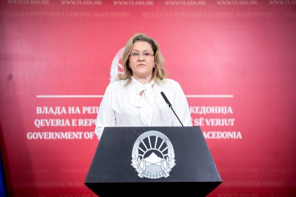 Наместо во самоизолација, Славјанка Петровска денеска држи прес-конференција