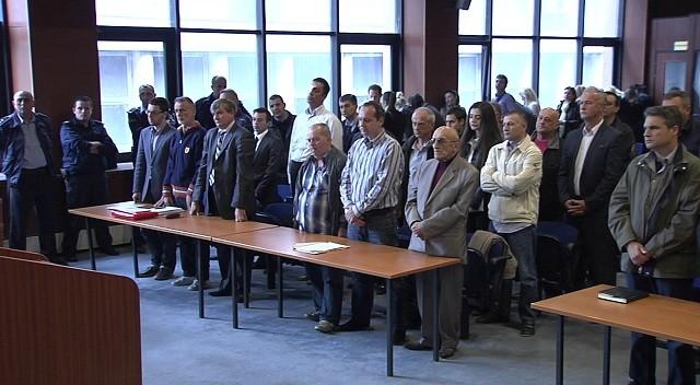 """Oслободителни пресуди за петмина обвинети во случајот """"Шпион"""""""