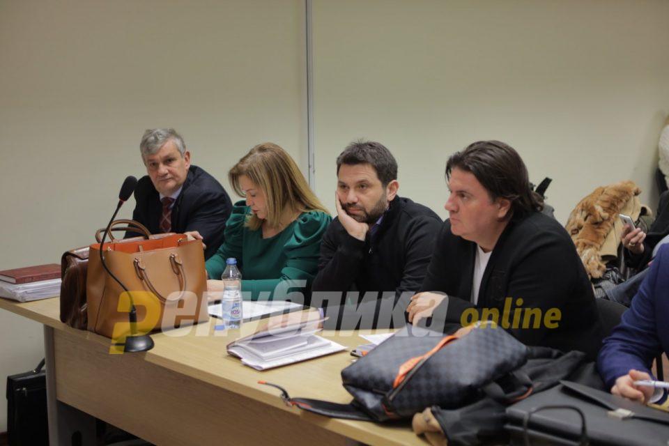 """""""ТНТ"""" одложен, докторката на Трајковски пред судот ја образложи неговата здравствена состојба"""