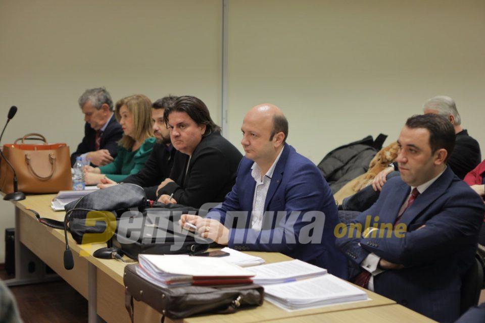 Страшевски: Со објавeниот распоред на предмети, Џолев прави кривични дела
