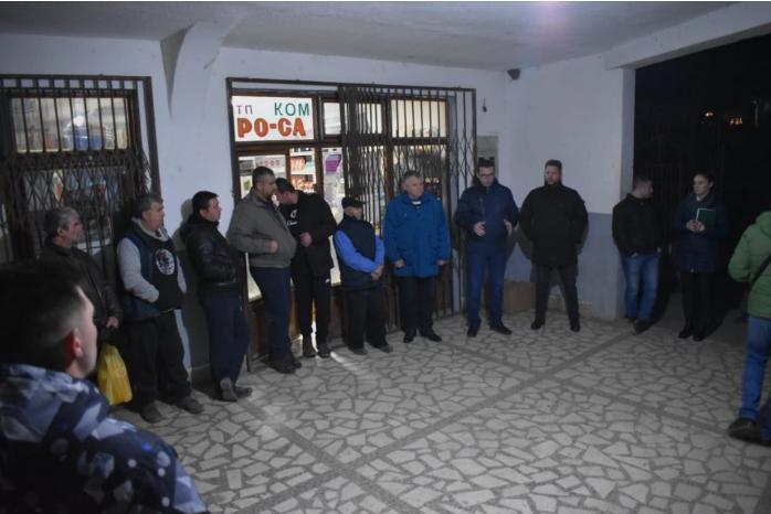 Трипуновски ја посети општина Лозово: Трајане, земјоделците те бараат!