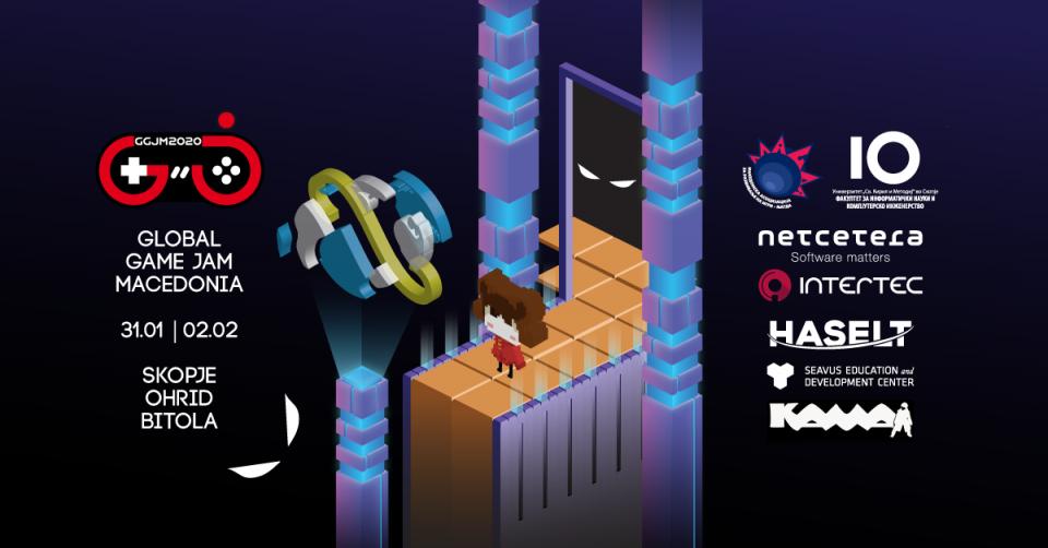 Викендов во Скопје, Битола и Охрид ќе се одржи најголемиот регионалн настан посветен на развивање видео игри