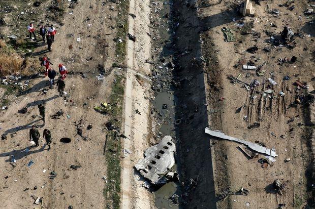 Иранската револуционерна гарда го уапси лицето кое објави снимка од уривањето на украинскиот авион