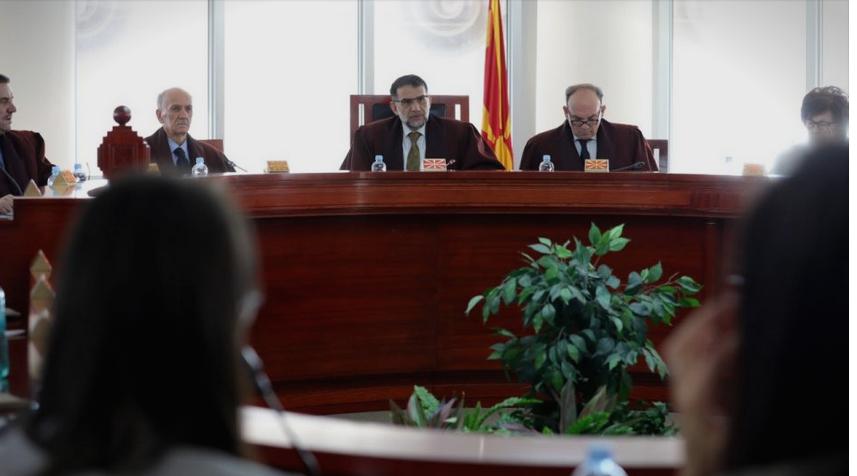 """Уставните судии со поделени ставови за амнестијата за """"27 април'"""