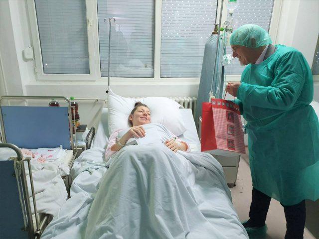 Женско е првото новороденче во Велес во 2020 година
