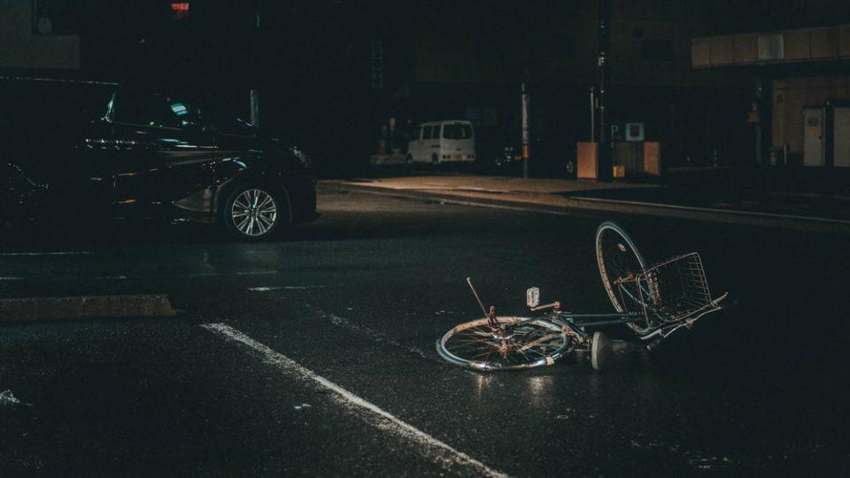 Прегазена велосипедистка во Карпош
