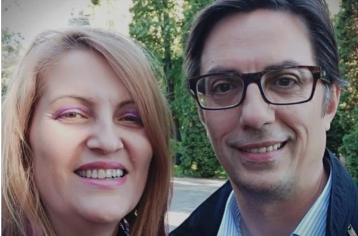 Сакав да пишам мочко: Активистката на СДСМ која ја навредуваше Мизрахи, сега му се нафрли на Трпчевски