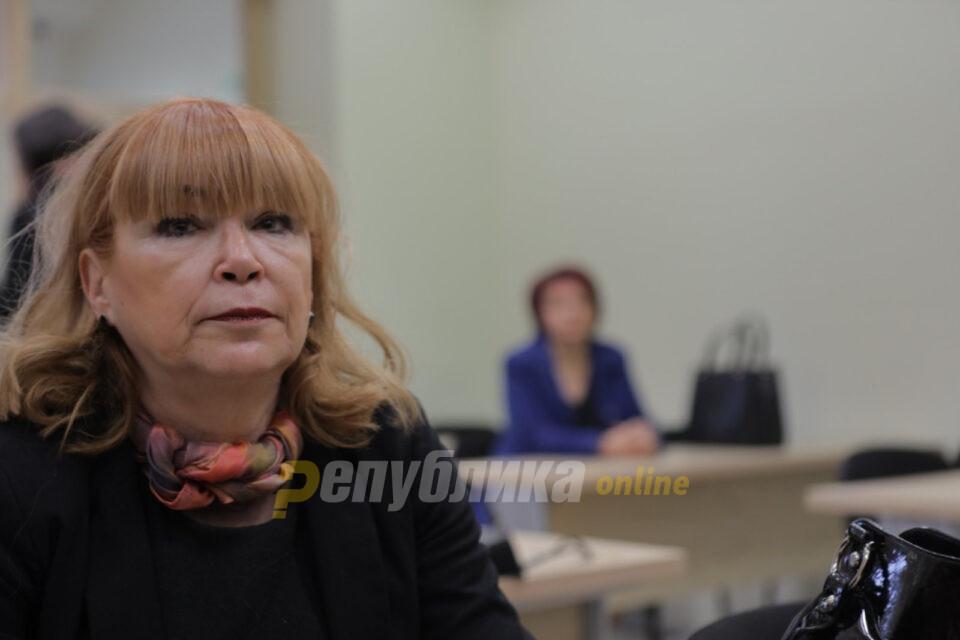 Одбиено барањето за иземање на обвинителката Русковска во случајот Меѓународен сојуз