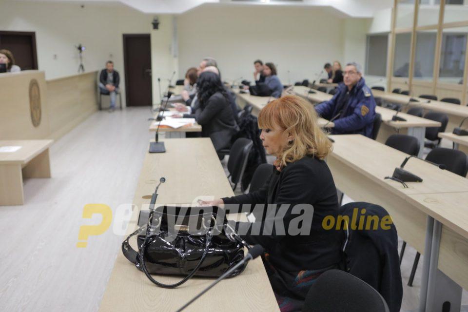 Oдбраната на Јанева ја исфрли јавноста од презентирањето на доказите