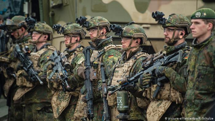 Австрија одби германската армија да одржи воена вежба во Тирол