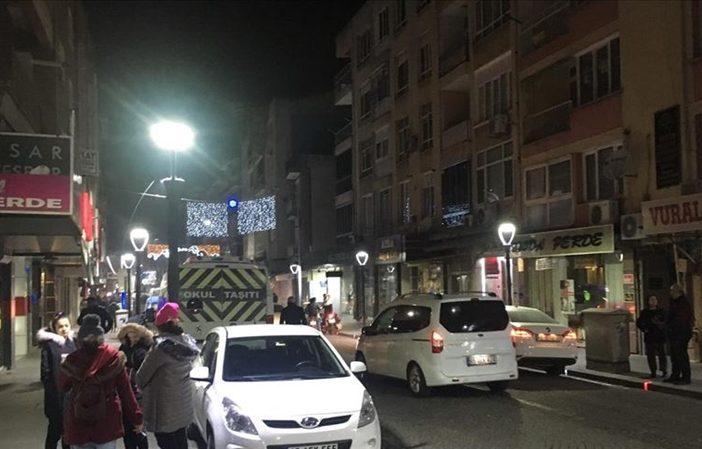 Силен земјотрес во Турција