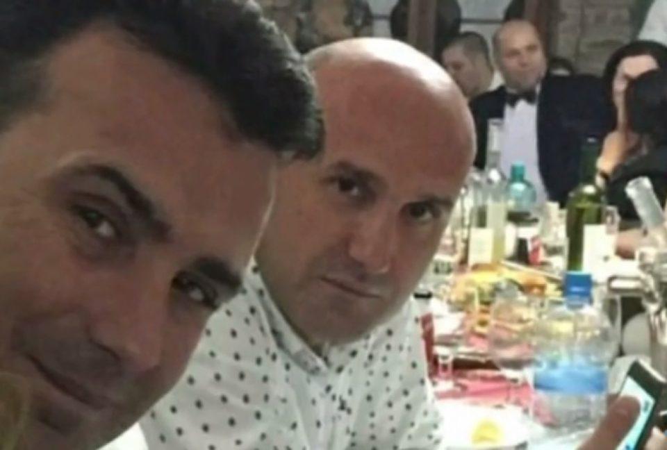 """Вице Заев се состанувал со еден од обвинетите во """"Рекет"""", сигурно не разговарале за романи или поезија"""
