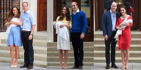 Кејт Мидлтон конечно прозборе: Како е да излезеш пред фотографите само неколку часа по породувањето