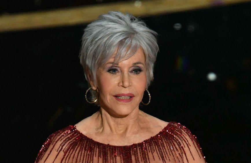 Џејн Фонда во фустан стар шест години ги засени сите на Оскар