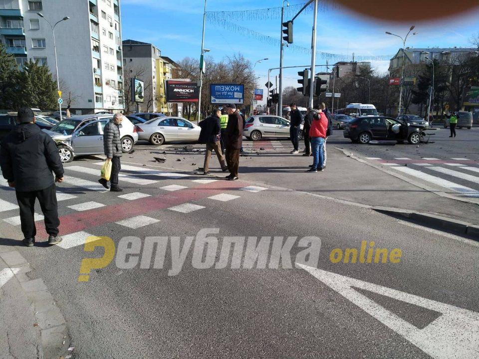 Нова тепачка поради несогласувања околу сообраќајот
