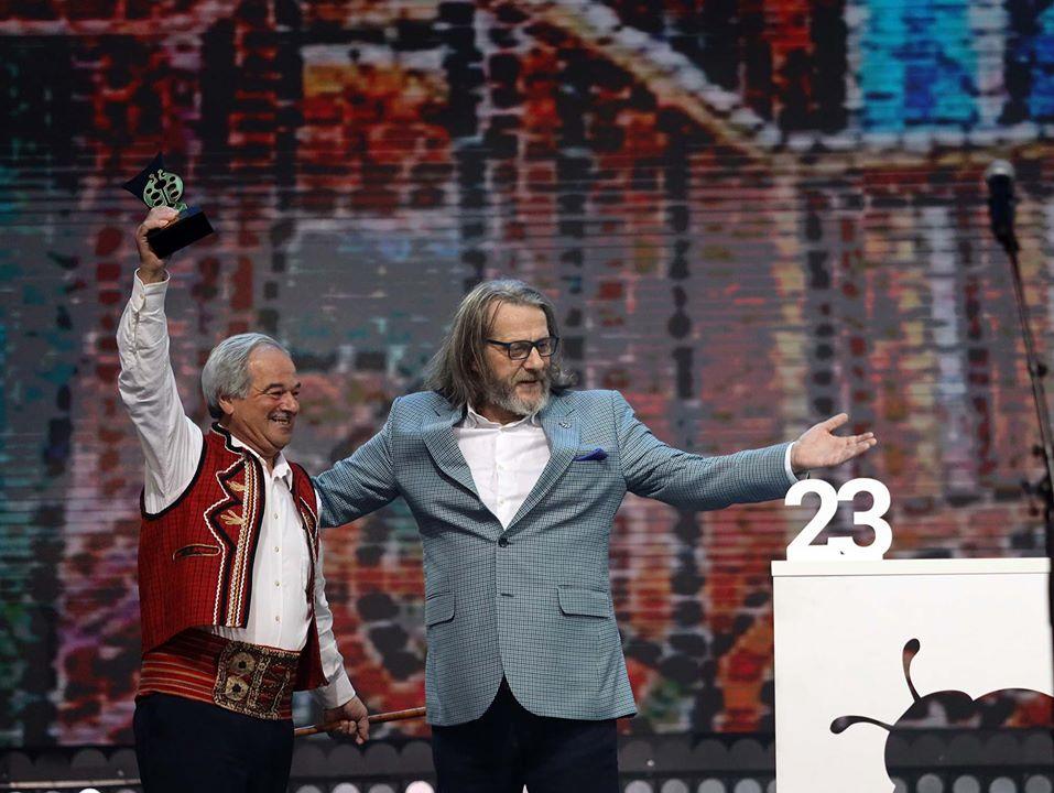 Кавалџијата Ангеле Димовски добитник на награда за животно дело: Снимил повеќе од 10.000 минути музички материјал