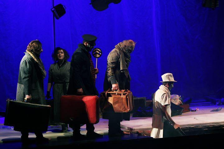 """Вечерва претставата """"Оркестар Титаник"""" во Турски театар"""