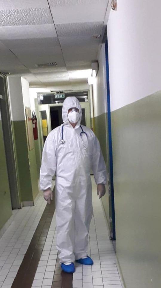 Д-р Цела го прегледуваше првиот сомнителен случај на коронавирус на Инфективна: Да се подигне на нивото на безбедност за да нема паника