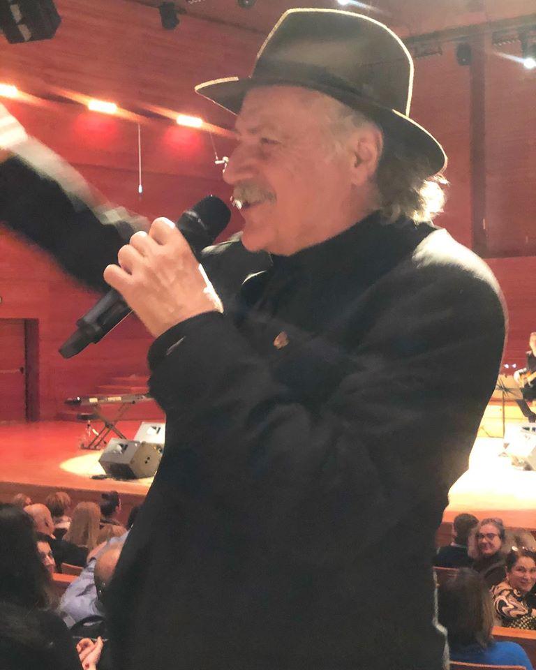 """""""Не дај се Инес""""! -Шербеџија ја разнежни публиката во Филхармонија"""