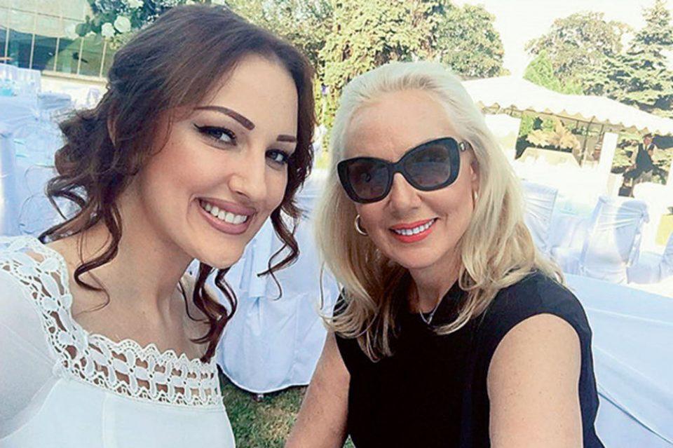 Александран Пријовиќ слави роденден: Специјална честитка дојде од свекрвата Лепа Брена