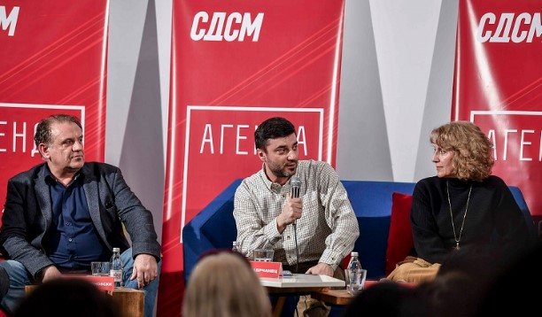 Драган Антоновски реизбран за генерален директор на МИА