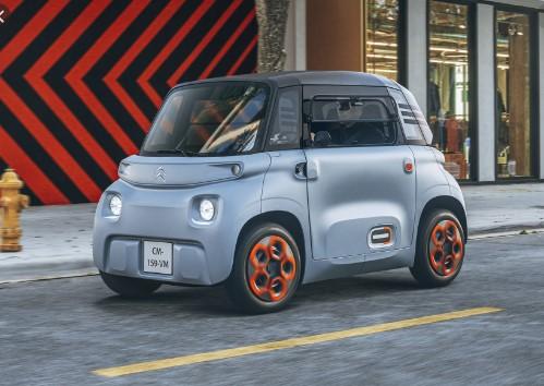 Како кутивче: Цитроен направи возило кое чини само 6.900 евра, ќе се вози без возачка дозвола