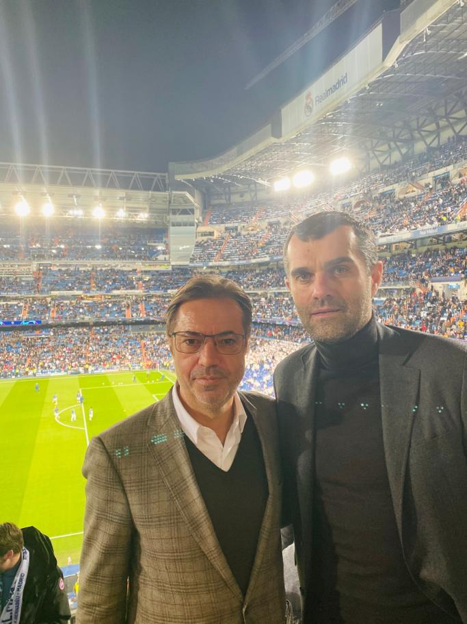 Рамадани: Не сум уапсен, гледам Реал Мадрид – Манчестер Сити