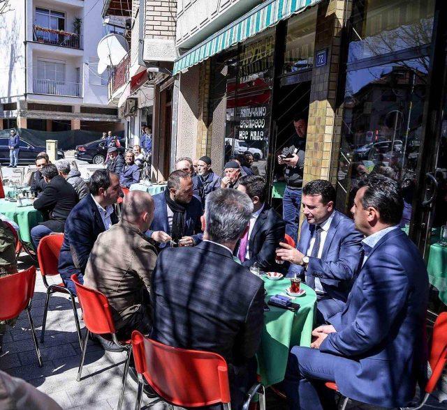 Сега фали СДСМ во Охрид да опне еден протест против дивоградби на чело со Нефи Усеини