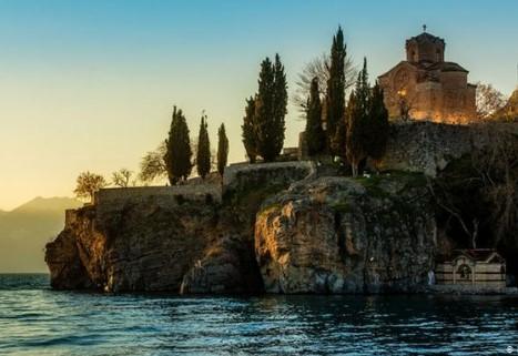 Во близина на Канео: Пронајден мртов маж во водите на Охридско езеро