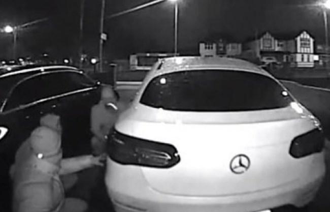 Го фатиле среде кражба во возило во Карпош