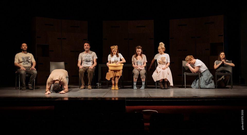 """Премиера на """"Мојот маж"""", претстава за промашениот живот, неверството и грижата на совест, вечерва во Драмски"""