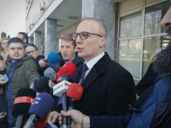 """Откако ја објави """"бомбата"""" за Заев, Милошоски по допрен глас викнат кај Рускоска"""