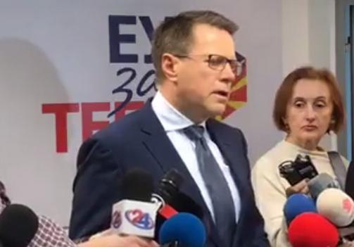 Жбогар: Законот за ЈО не е услов на комисијата, но треба да се донесе од повеќе причини