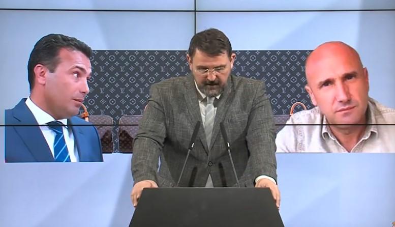 """Стоилковски: Рускоска да се престраши и да ги повика Заеви за случајот """"Рекет"""""""