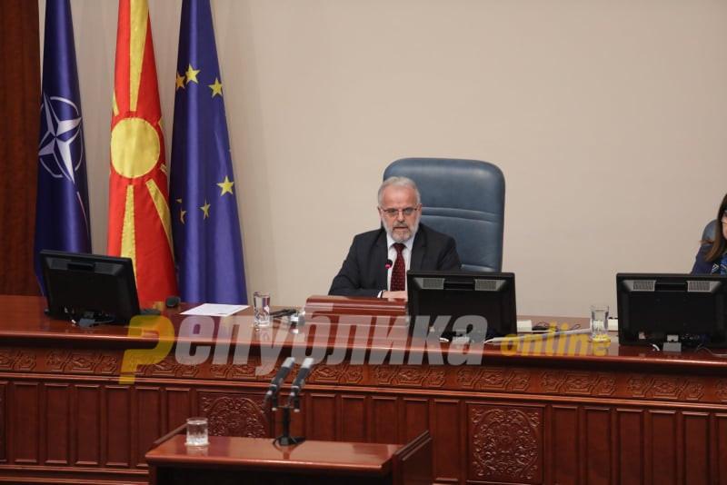 Лефков: Претседателот на Собранието ја злоупотребува функцијата